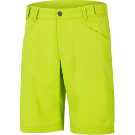 Ziener Cottas X-Function Shorts Men lime green